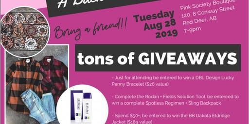 Summers Over! A Back To School Bash Featuring Rodan+Fields
