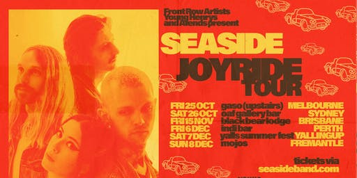 Seaside 'Joyride' Tour
