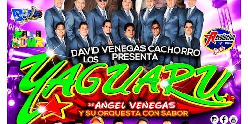 YAGUARU & CHICOS AVENTURA - GIRA USA 2019