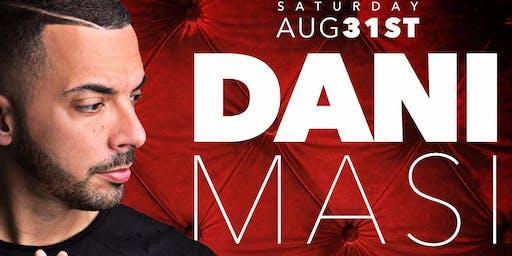 Dani Masi Performing Live Labor Day Weekend @barCode