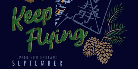 Keep Flying, The Long Year & Adulting tickets