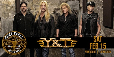 Y&T tickets