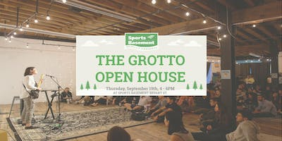 The Grotto Open House