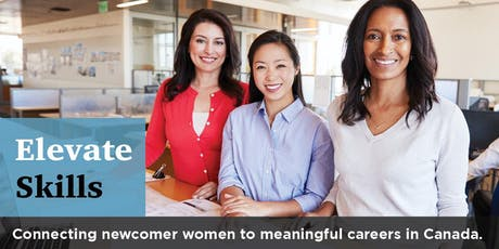 YWCA Elevate Skills | FREE Career Program for Newcomer Women tickets
