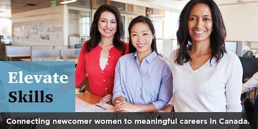 YWCA Elevate Skills | FREE Career Program for Newcomer Women