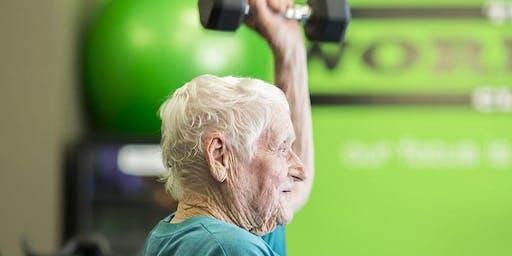 Strength for Life Info session - Community based exercise program