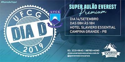 SUPER AULÃO UFCG - DIA D -  EVEREST CONCURSOS – PREMIUM