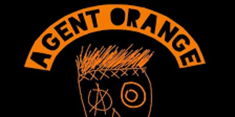 AGENT ORANGE LIVE AT THE DIVE tickets