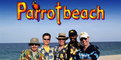 Parrot Beach: Jimmy Buffet Tribute Band - LOW TICKET ALERT!