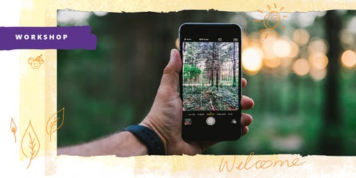 Green Living: Smartphone Nature Photography. Presented by City of Mitcham.