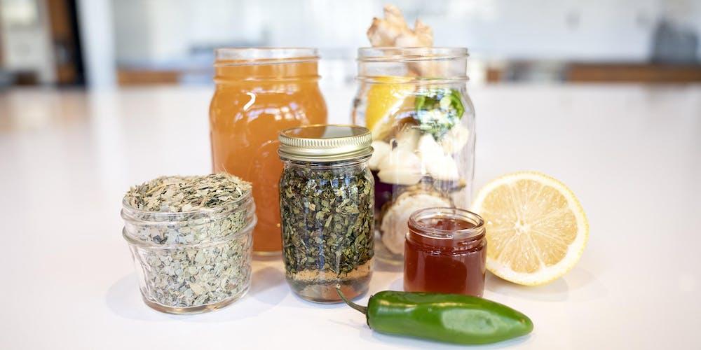 Herbal Cold Remedies