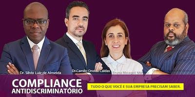 Compliance Antidiscriminatório | Palestra Presencial Gratuita - SP