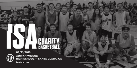 ISA Charity Basketball Game 2019 tickets