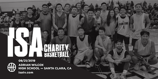 ISA Charity Basketball Game 2019