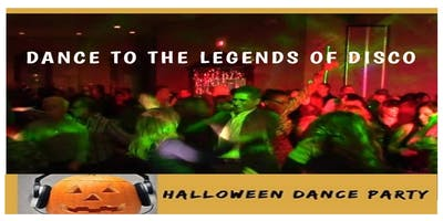 Dance to the Legends of Disco - Halloween Party
