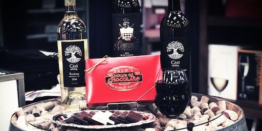 Wine & Chocolate Twisted
