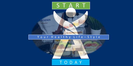 Inicia Tu Estilo De Vida Saludable HOY