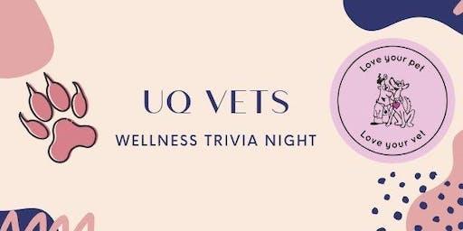 UQ VETS Wellness Trivia Night