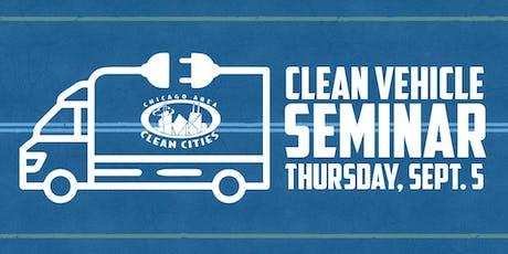 Clean Air Golf Outing & Clean Vehicles Seminar tickets
