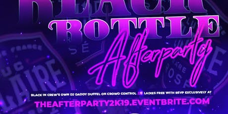 The Afterparty : The 2K19 post Homecoming groove tickets