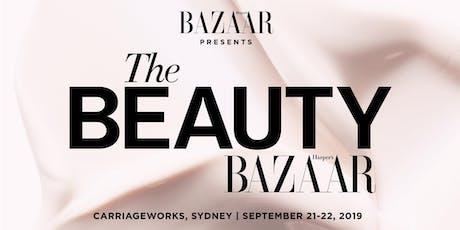 The Beauty BAZAAR  tickets