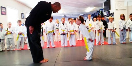Beginning Martial Arts Class 4-7 years old tickets