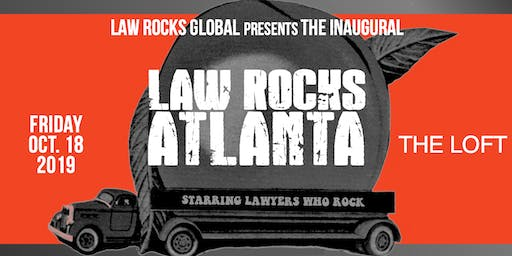 Inaugural Law Rocks Atlanta