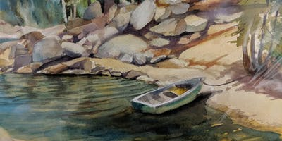 Beginning Watercolor November/December with Carolyn Macpherson