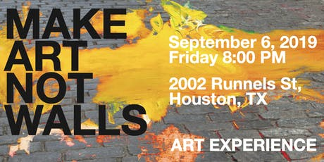 MAKE ART NOT WALLS : INSTALLATION III tickets