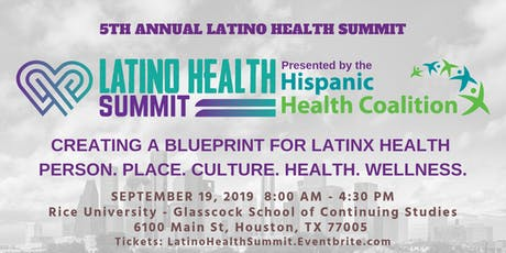 5th Annual Latino Health Summit 2019 tickets