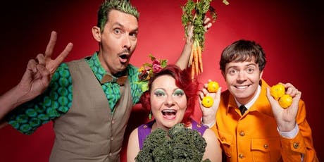 The Vegetable Plot (Ages 2-7) (Gungahlin) tickets