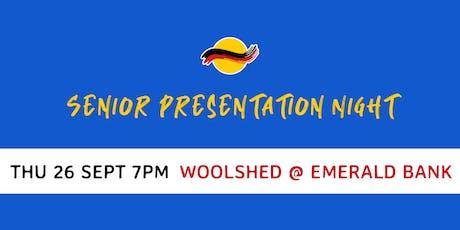 Senior Presentation Night tickets