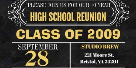 THS 2009 10 Year Reunion tickets