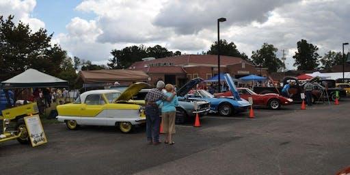 Rosemark Country Fair Car Show