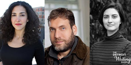 JCC Book Fair Presents a Panel with Tablet Editors in Detroit tickets