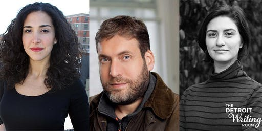 Detroit Jewish Book Fair Presents a Panel with Tablet Editors in Detroit