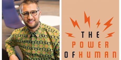 Kellogg Professor Adam Waytz and The Power of Human tickets