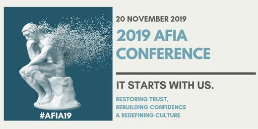 2019 AFIA Conference