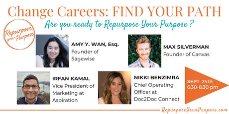 How to Change Careers: FIND YOUR PATH tickets