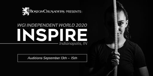 2020 Inspire Guard Auditions (Indianapolis, IN)
