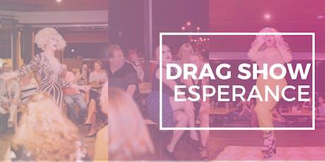 Esperance Drag Show October tickets