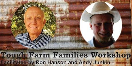 Tough Farm Families Workshop tickets