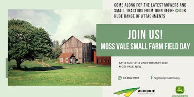 Moss Vale Small Farm Field Day | Moss Vale NSW 2020