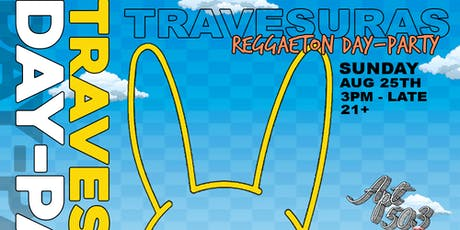 Travesuras Reggaeton Day-Party tickets