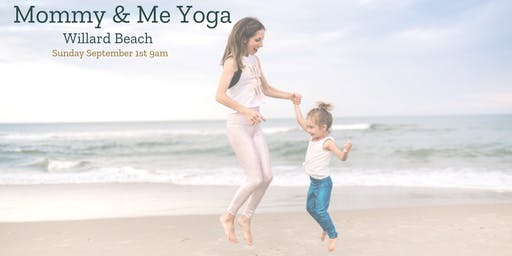 Mommy & Me Beach Yoga