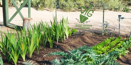 Desert Institute of Gardening- Gardening in the Low Desert tickets