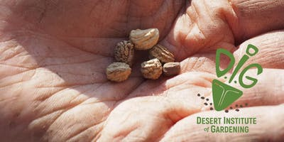 Desert Institute of Gardening: Garden Promises in a Seed Packet