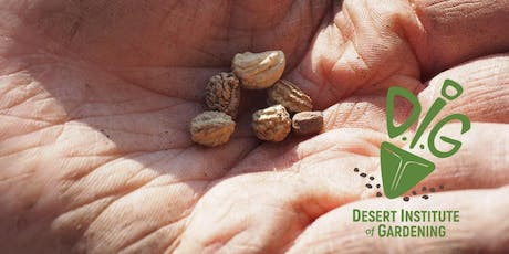 Desert Institute of Gardening: Garden Promises in a Seed Packet tickets