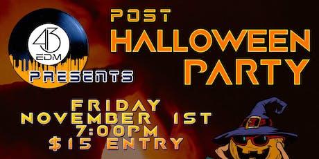 413 EDM Halloween Costume Party tickets