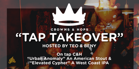 THE TAKEOVER: Crowns & Hops at BrewDog Franklinton tickets